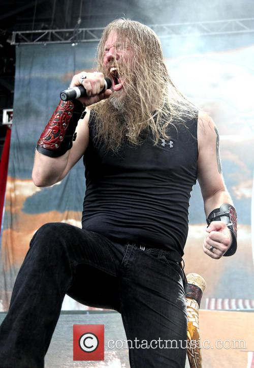 Mayhem, Johan Hegg and Amon Amarth 6