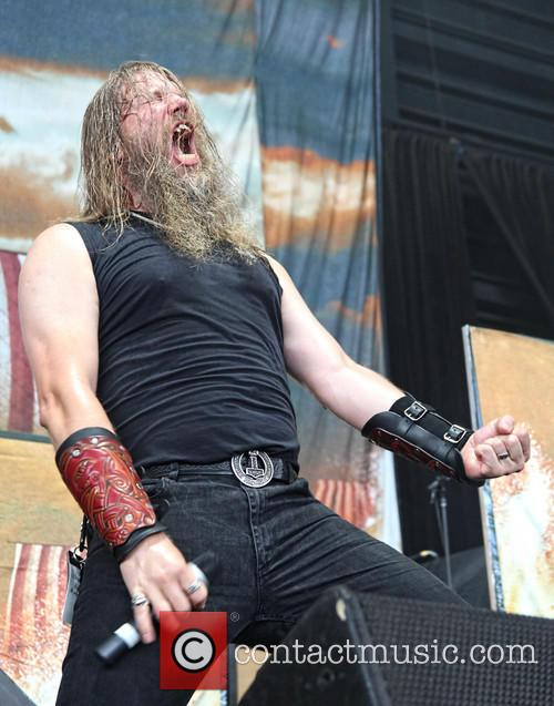 johan hegg amon amarth amon amarth performs at 3794705
