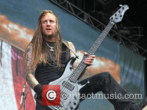 Mayhem, Ted Lundström and Amon Amarth
