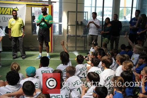 Pele is announced as the new Global Brand...