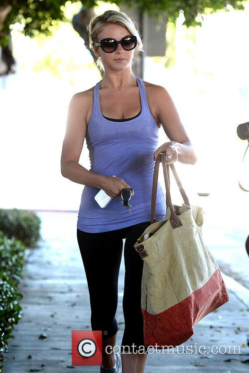 julianne hough julianne hough leaves a gym 3789790