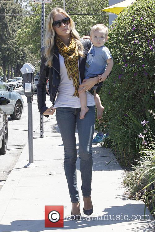 Kristin Cavallari and Camden 2