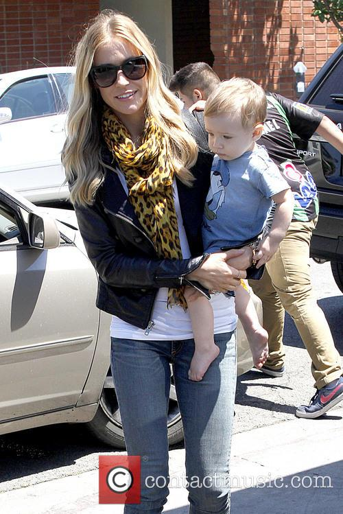 Kristin Cavallari and Camden 3