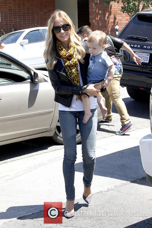 Kristin Cavallari and Camden 4