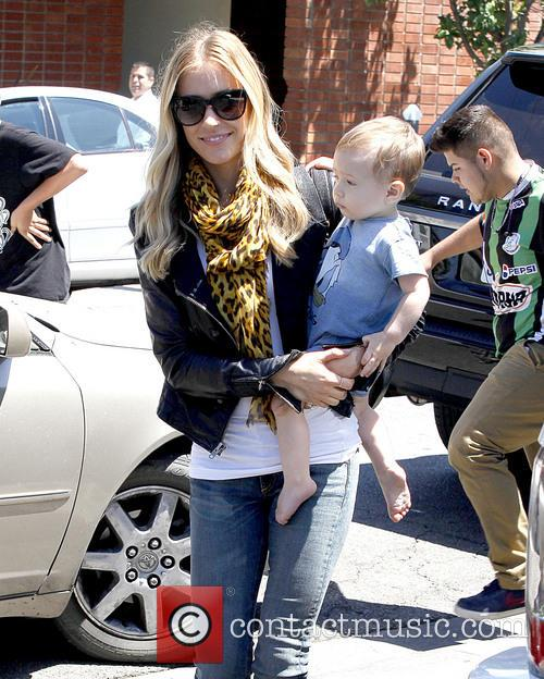 Kristin Cavallari and Camden 5