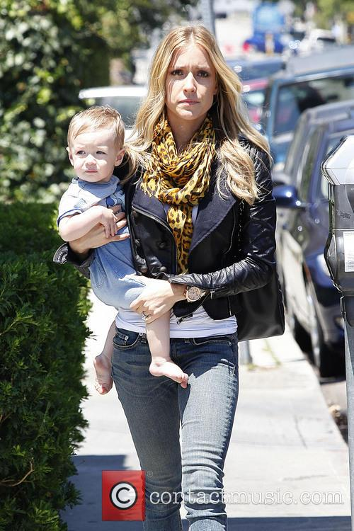 Kristin Cavallari and Camden 6