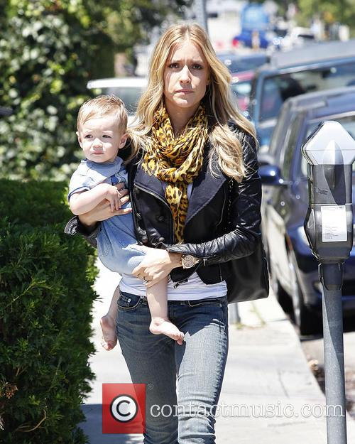 Kristin Cavallari and Camden 7