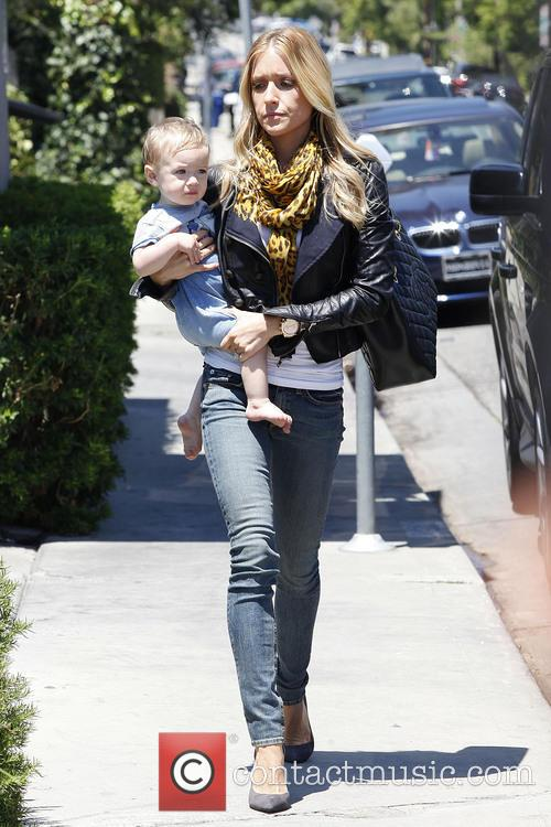 Kristin Cavallari and Camden 1