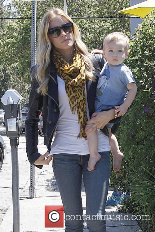 Kristin Cavallari and Camden 8