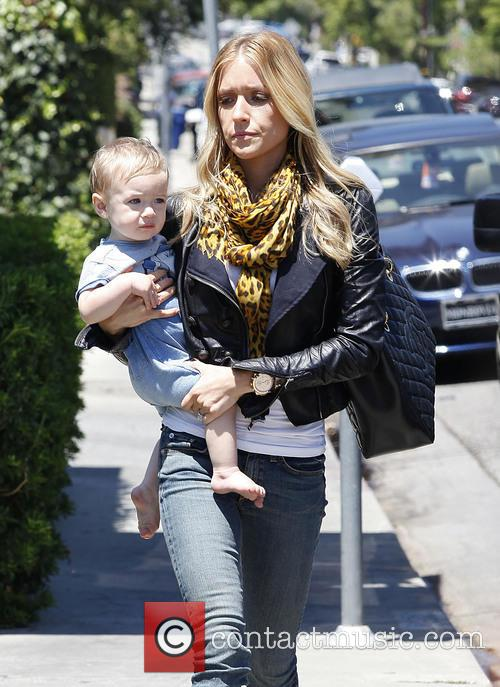 Kristin Cavallari and Camden 9