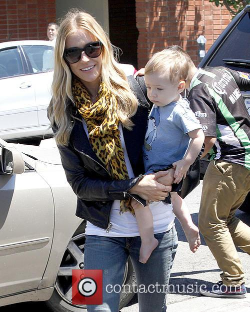 Kristin Cavallari and Camden 10