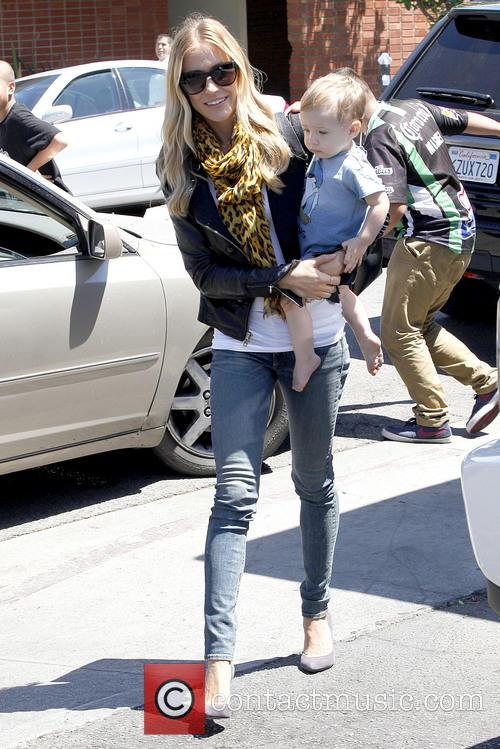 Kristin Cavallari and Camden 11