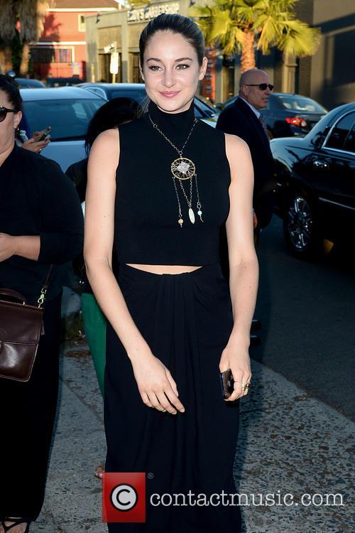 Star of The Descendents Shailene Woodley Arrives at...