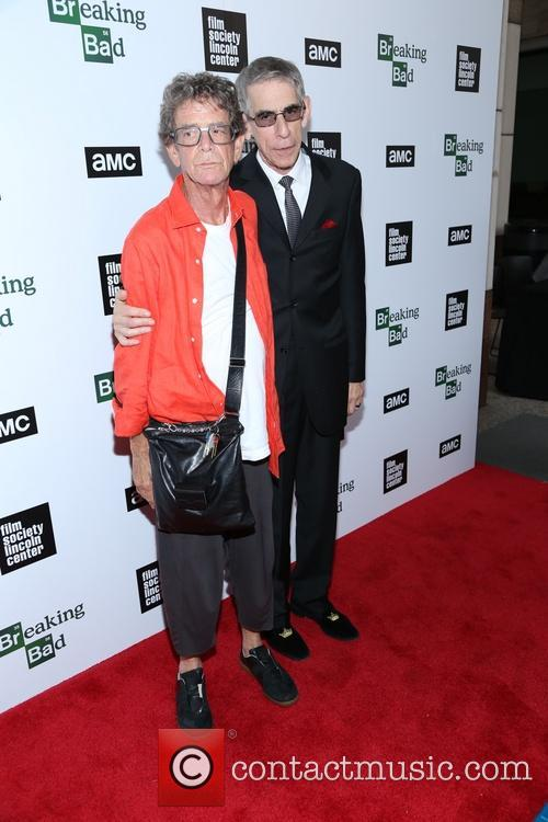 Richard Belzer and Lou Reed