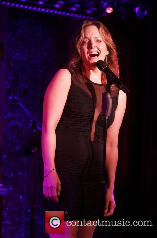 Ripley, 54 Below nightclub