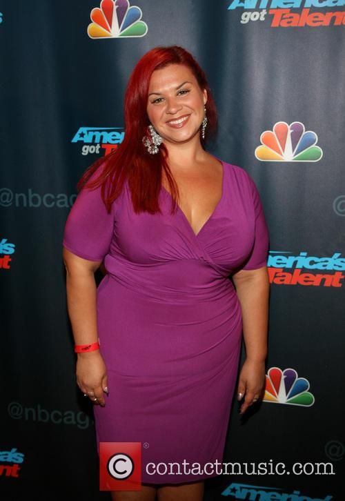 America's Got Talent and Deanna Dellacioppa 7