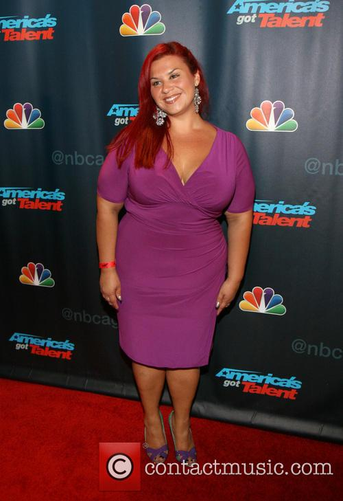 America's Got Talent and Deanna Dellacioppa 11