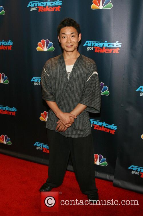 America's Got Talent, Kenichi Ebina, Radio City Music Hall