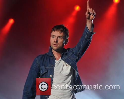 Damon Albarn and Blur 2