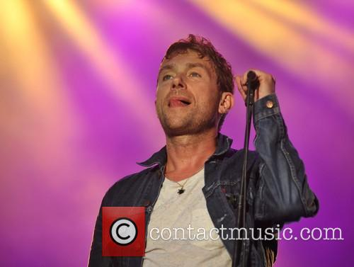 Damon Albarn and Blur 11