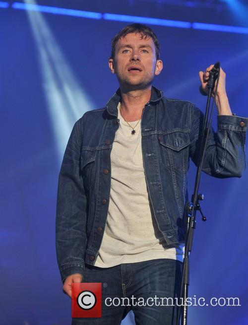 Damon Albarn and Blur 15