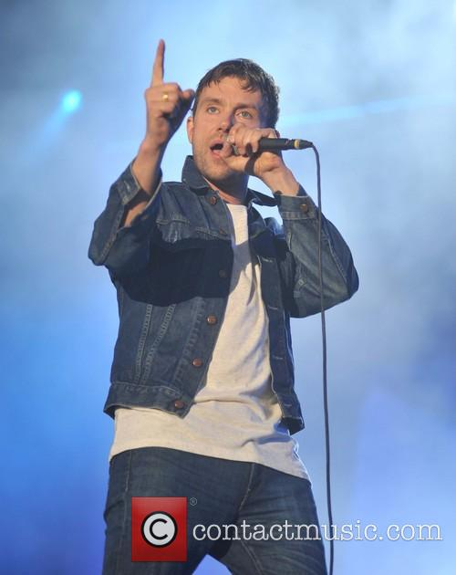 Damon Albarn and Blur 16