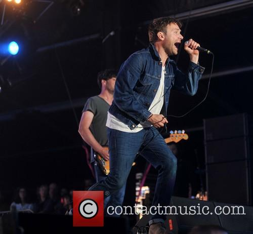 Damon Albarn and Blur 17