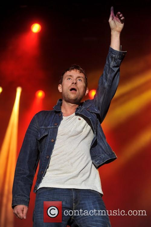 Damon Albarn and Blur 18