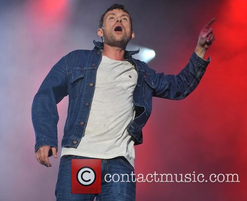 Damon Albarn and Blur 21