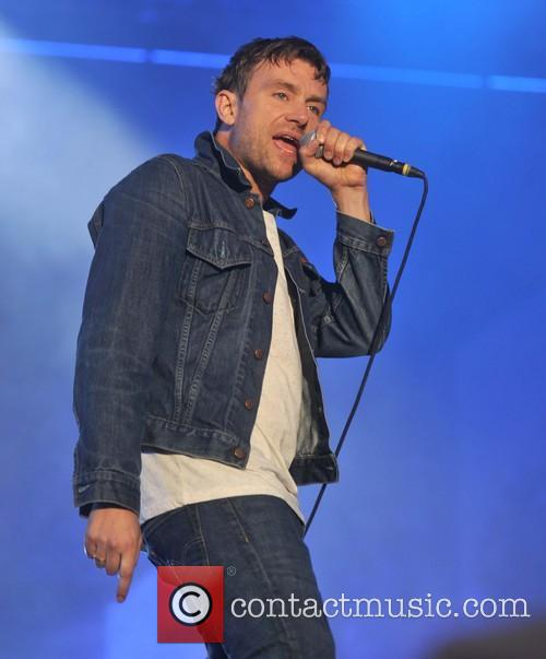 Damon Albarn and Blur 27