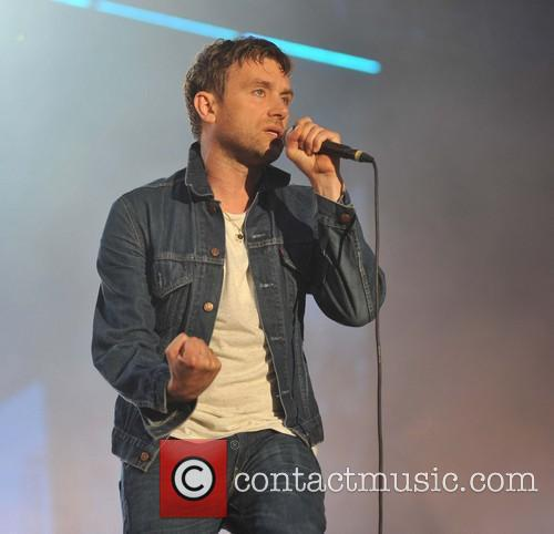 Damon Albarn and Blur 28
