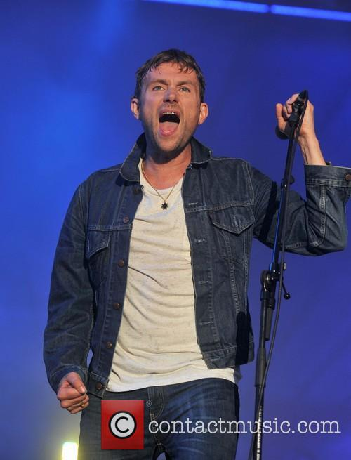 Damon Albarn and Blur 29
