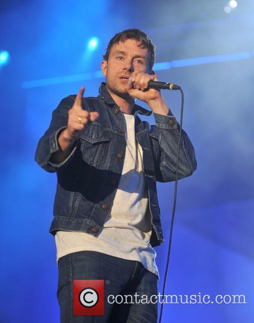 Damon Albarn and Blur 31