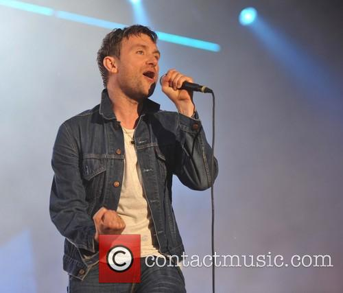 Damon Albarn and Blur 32