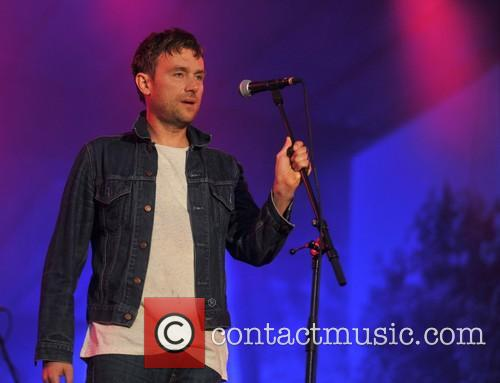 Damon Albarn and Blur 33