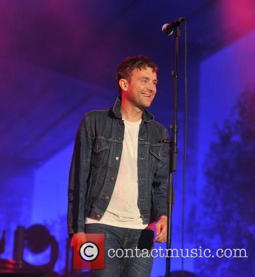 Damon Albarn and Blur 35