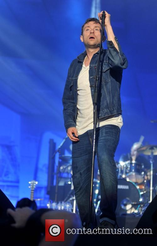 Damon Albarn, Blur, Royal Hospital