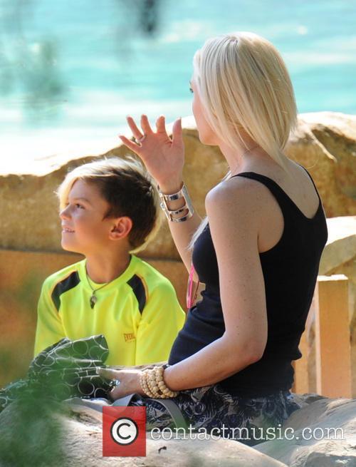 Gwen Stefani, Gavin Rossdale, Kingston
