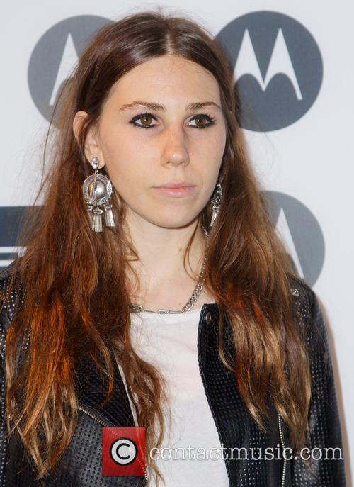 zosia mamet moto x launch party 3793408
