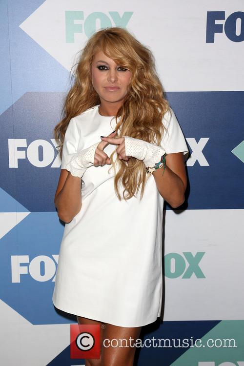 Paulina Rubio, Fox Summer TCA All-Star Party