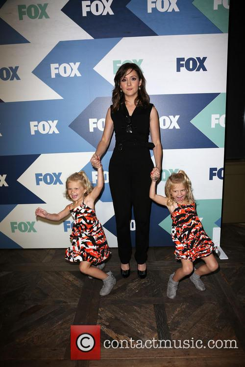 Baylie Cregut, Shannon Woodward and Rylie Cregut 3