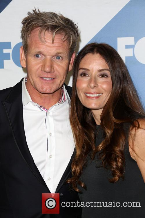 Gordon Ramsay and Tana Ramsay 3