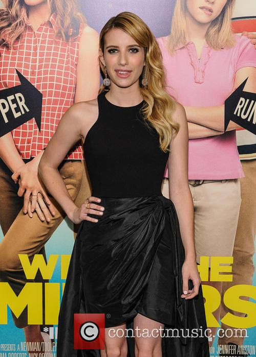 emma roberts were the millers world premiere 3792895