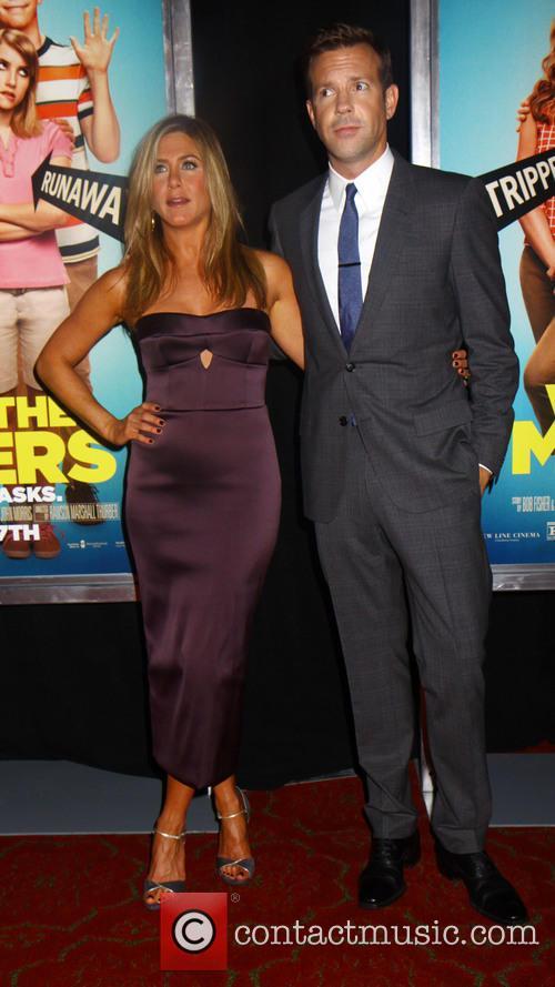 Jennifer Aniston, Jason Sudeikis, Ziegfeld Theater