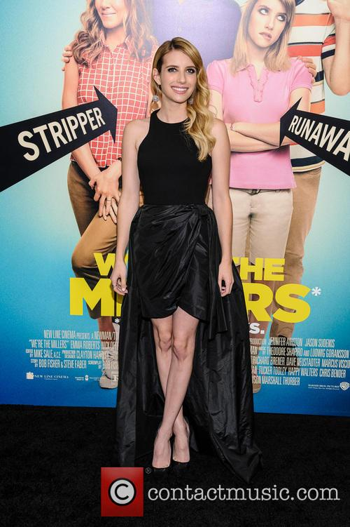 emma roberts world premiere of were the 3794017