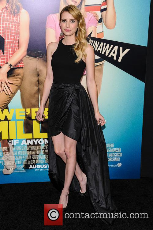 emma roberts world premiere of were the 3794039