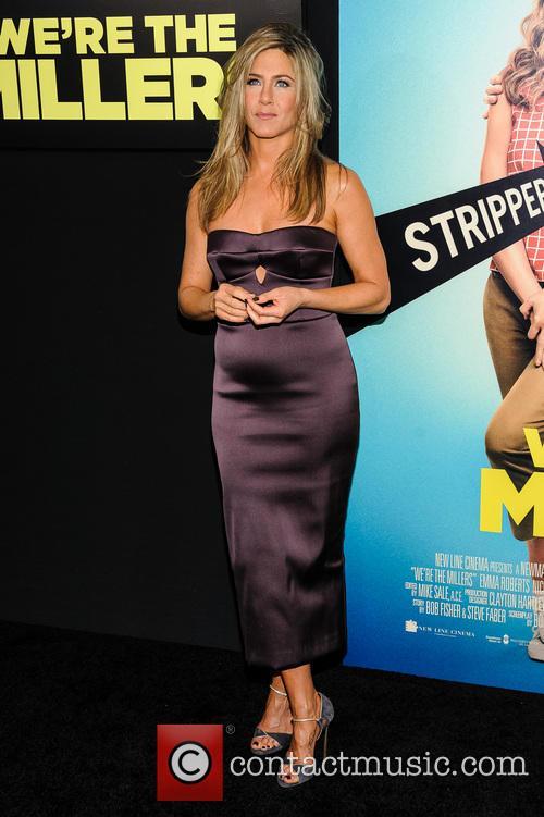 Jennifer Aniston, Ziegfeld Theater