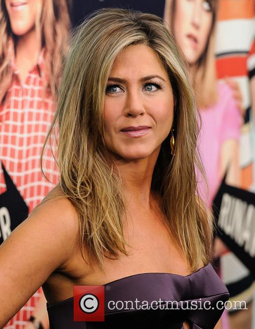 Jennifer Aniston, We're The Millers Premiere