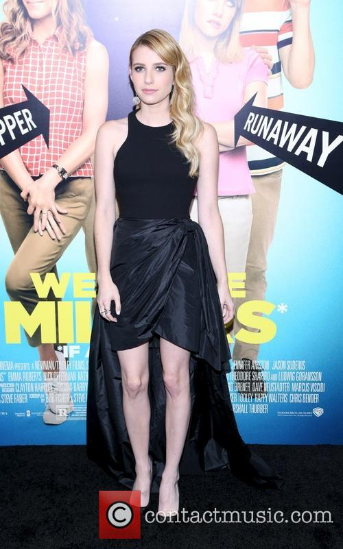 emma roberts world premiere of were the 3793048