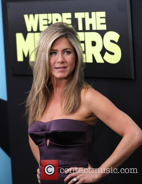 Jennifer Aniston, Ziegfeld Theater